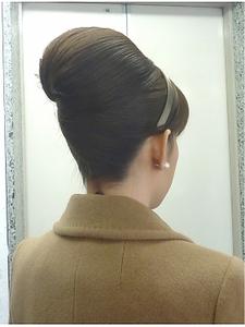 夜会|COCO-b-salon 銀座店のヘアスタイル