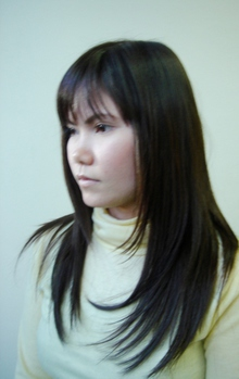 異国風ストレート|COCO-b-salon 銀座店のヘアスタイル