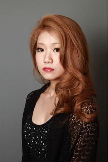 綺麗なハイトーンカラー|COCO-b-salon 銀座店のヘアスタイル