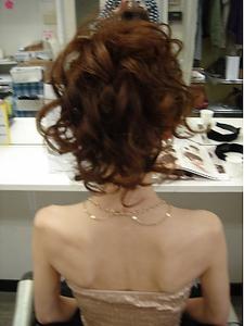 ブライダル、パーティー、二次会|cocot 銀座店のヘアスタイル