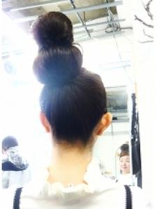 お団子 cocot 銀座店のヘアスタイル