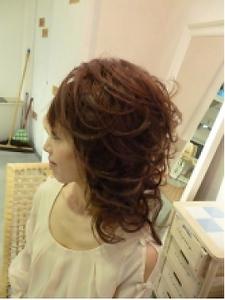 セットアレンジ|cocot 銀座店のヘアスタイル