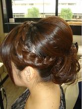 セット cocot 銀座店 モチヅキ シホミのヘアスタイル