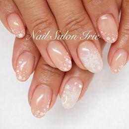 結晶ネイル|Nail Salon Irieのネイル