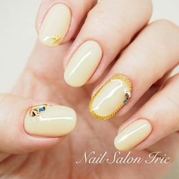 チェーンネイル|Nail Salon Irieのネイル