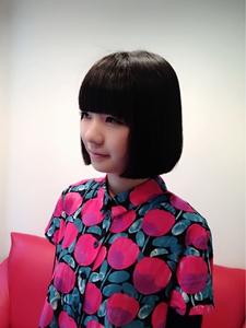 マジカルワンレングス|Rhizome 新小岩店のヘアスタイル