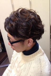 9:1ネオトラッド Rhizome 新小岩店のヘアスタイル