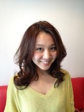ステキ女子レイヤー|Rhizome 新小岩店 KOMIYAMA NAOKIのヘアスタイル