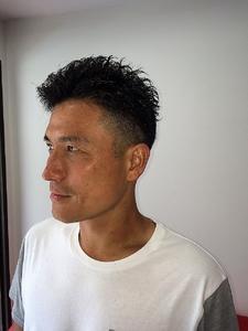BOZEstyle1 Rhizome 新小岩店のヘアスタイル