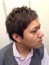 爽快ベリーショート|Rhizome 新小岩店のヘアスタイル