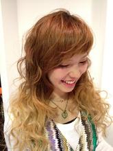 pop summer girl!|Rhizome 新小岩店 KOMIYAMA NAOKIのヘアスタイル