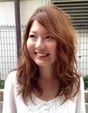 横波ウェーブ|Rhizome 新小岩店 KOMIYAMA NAOKIのヘアスタイル