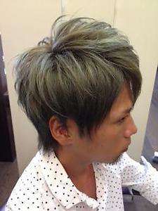 HIGHTONE.SHORTLAYER!! Rhizome 新小岩店のヘアスタイル