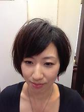 クールなアシメBOB|Rhizome 新小岩店 KOMIYAMA NAOKIのヘアスタイル