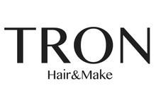 TRON 美容室  | トロン ビヨウシツ  のロゴ