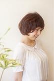 ふわふわコットンボブ*|TRON 美容室のヘアスタイル