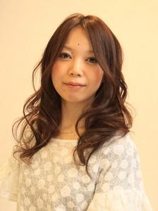 うる艶オトナカール☆|TRON 美容室のヘアスタイル