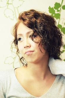 ボブニスパイラル。|hair salon Reginaのヘアスタイル