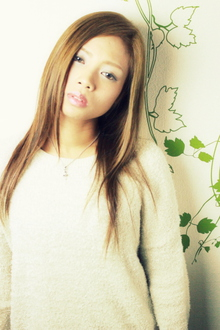 ☆レイヤー×ハイトーンカラー×スモーキーアッシュ☆|hair salon Reginaのヘアスタイル