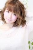 ☆大人可愛いフェザーボブ☆|hair salon Reginaのヘアスタイル
