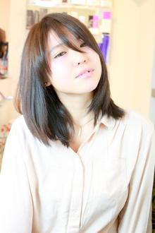 ☆ピュアでヘルシーアンニュイミディ ナチュラルversion☆|hair salon Reginaのヘアスタイル
