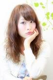 ☆ロング×MIXカールのニュアンスウェーブ☆|hair salon Reginaのヘアスタイル