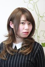 プチ☆グラデーション春の重軽ロング|hair salon Regina 山下 真也のヘアスタイル