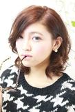 ☆女っぽガーリーなモテミディ☆|hair salon Reginaのヘアスタイル