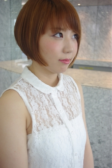 女度UP☆艶ボブ☆|hair salon Reginaのヘアスタイル
