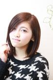 ☆サラ艶リラクシーミディ☆|hair salon Reginaのヘアスタイル