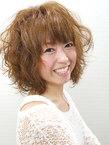 遊びゴコロいっぱいのMIXパーマ|hair salon Reginaのヘアスタイル