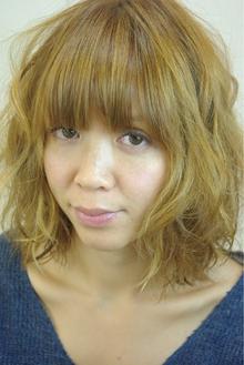 ☆リラクシーふわふわミディ☆|hair salon Reginaのヘアスタイル