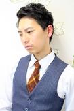 ☆ナチュラルショート アレンジ アップバングversion☆