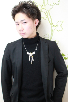 ☆大人感が漂うスパイキーショート☆ hair salon Reginaのヘアスタイル