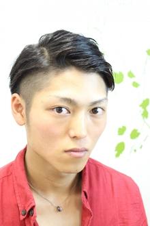 ネオ七三分け|hair salon Reginaのヘアスタイル