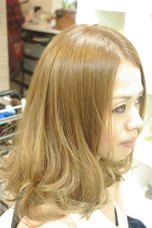 大人の上質グラマラスストカール|hair salon Reginaのヘアスタイル