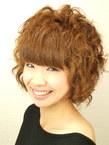 ふんわりアニーなプチアフロ|hair salon Reginaのヘアスタイル