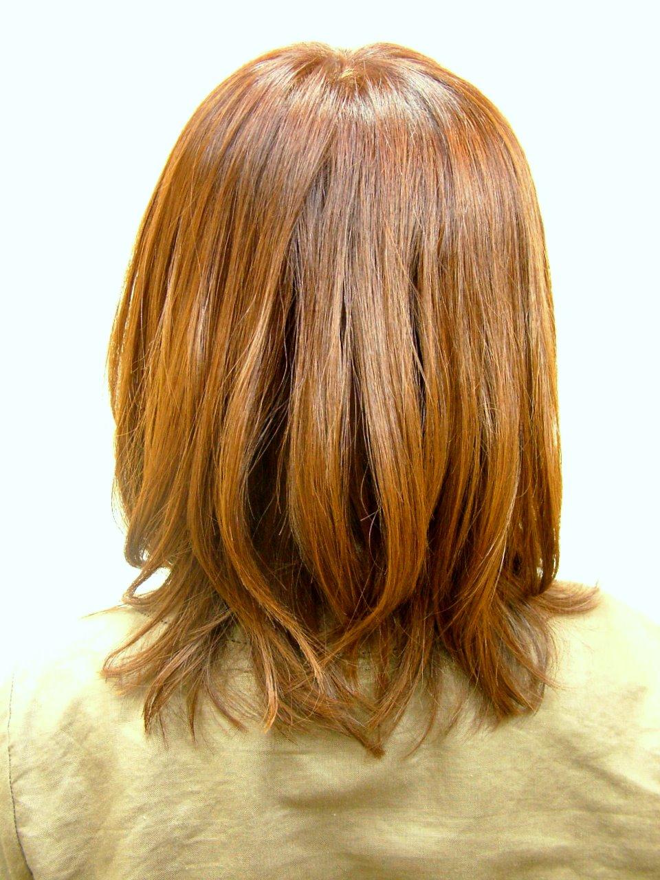 ふんわり毛束感のガーリーボブ
