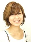 外人風レイヤーボブ|hair salon Reginaのヘアスタイル