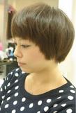 レジーナ式 マッシュボブ|hair salon Reginaのヘアスタイル