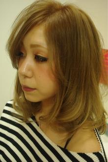 Aラインルーズボブ|hair salon Reginaのヘアスタイル