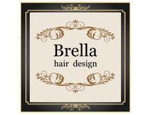 Brella hair design  | ブレラ ヘアー デザイン  のロゴ