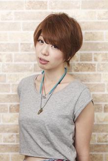 セクシーショート|Brella hair designのヘアスタイル