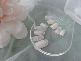 ☆ブライダルチップ☆ ブライダルネイルサロン Tiaraのネイル