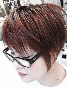 ナチュラルショート|hair proportion Duoのヘアスタイル