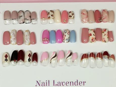 Nail Lavender