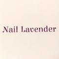 Nail Lavender ネイル ラベンダー