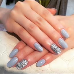 【シンプルネイル】|Nail Lavenderのネイル