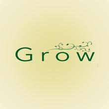 Grow  | グロウ  のロゴ
