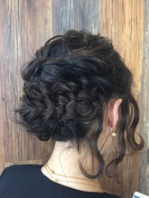 お呼ばれセット|Growのヘアスタイル